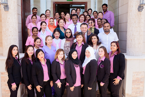 Feto Maternal Medical Centre Doha - All Staff