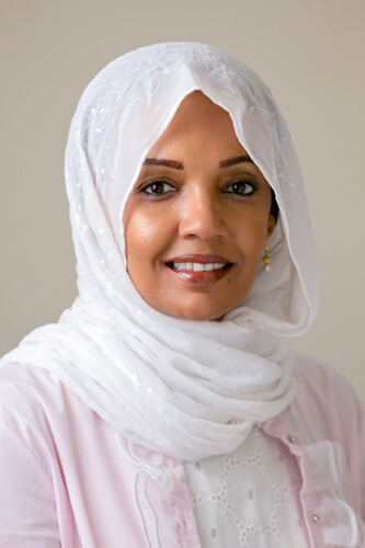 Sara Saeed - dietician in Doha