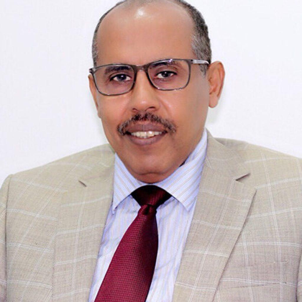 Dr Amin Hamza Gafar - fertility and IVF doctor at Feto Maternal Medical Centre